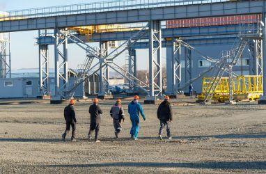 Производство домостроительных комплектов запустили в Приморье