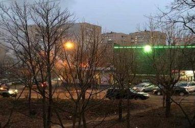 Кафе китайской кухни сгорело во Владивостоке