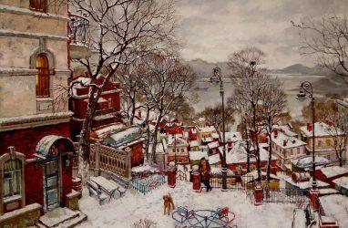 Во Владивостоке откроется традиционная Рождественская художественная выставка