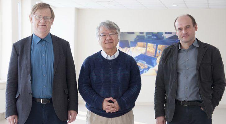 Престижной премией отметили работу исследователей из ДВФУ в области квантовой хромодинамики