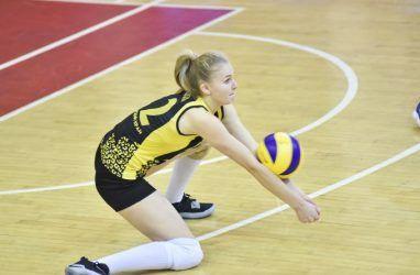Волейболистки «Приморочки» вновь выиграли в Тюмени