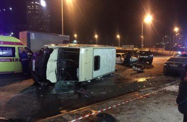 Водитель, который устроил жуткое ДТП с автобусом во Владивостоке, не пострадал