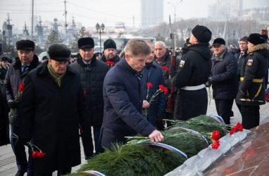Всероссийская эстафета Победы стартовала из Владивостока