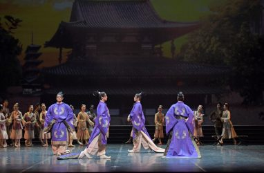 Впервые на Приморской сцене Мариинского театра пройдут гастроли труппы «Асами Маки Балет Токио»