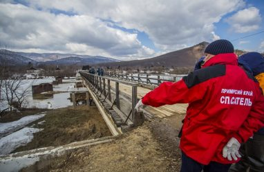 На строительство мостового перехода с длиной моста 24 метра в Приморье выделили 163 млн рублей