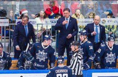 Хоккеисты «Адмирала» одержали ещё одну неожиданную победу
