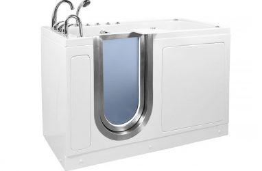 Какими возможностями обладают современные акриловые ванны