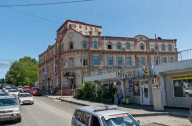Доходный дом Чирва во Владивостоке спасли от металлической вывески