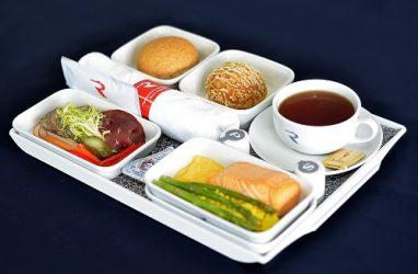 Обновлённое меню предложит пассажирам авиакомпания «Россия» на дальневосточных рейсах