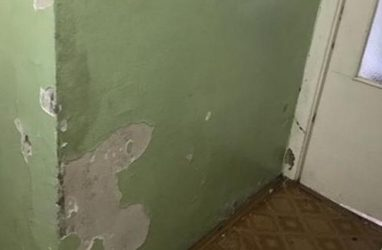 Фотографии из детской поликлиники ужаснули приморцев