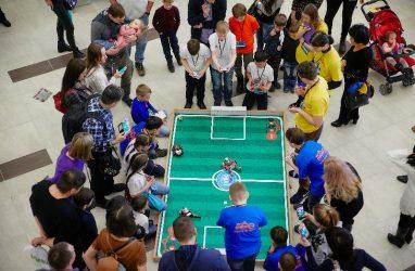 Соревнования по образовательной робототехнике собрали во Владивостоке 186 детей