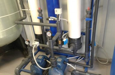 Роспотребнадзор высоко оценил качество воды от запущенной станции водоочистки в Дальнереченске