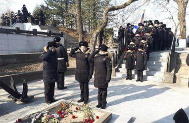 Подвиг экипажей крейсера «Варяг» и канонерской лодки «Кореец» вспоминали во Владивостоке