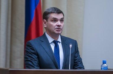 Уголовное дело в отношении мэра Уссурийска прекратили