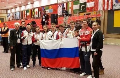 Приморский спортсмен выиграл две золотые медали на чемпионате мира по паратхэквондо