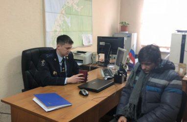 Наезд на семью во Владивостоке: подозреваемый задержан