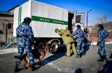 В Приморье троих перебросчиков поймали с помощью служебных собак