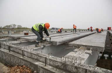В Приморье отремонтируют мост через реку Астраханка
