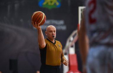 Баскетболисты «Спартака-Приморье» потерпели шестое поражение подряд