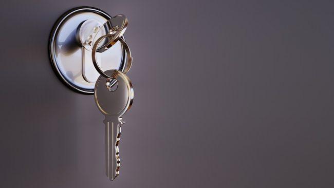 Ключ, квартира, дом, замок