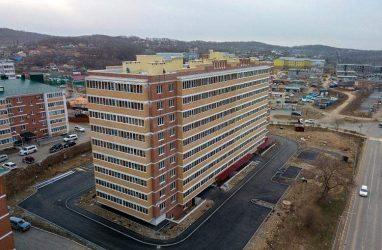 Резидент ТОР построил жилой дом в Большом Камне