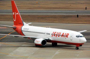Авиакомпания JEJU Air будет летать из Владивостока в Муан