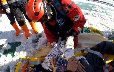 В Охотском море член экипажа рыболовного судна из Находки получил тяжёлую черепно-мозговую травму