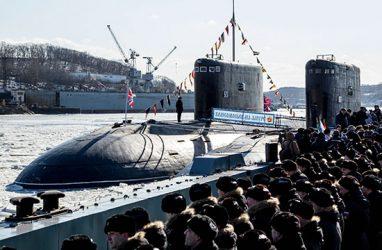 Тихоокеанский флот опроверг информацию о пожаре на базе подлодок во Владивостоке