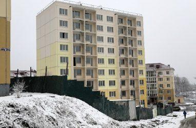 На завершение строительства семи долгостроев в Артёме выделят 400 млн рублей
