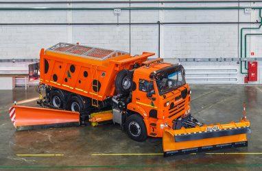 В Приморье запустили производство комбинированных дорожных машин