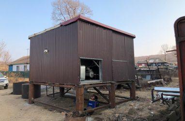 «Терморобот» взял на себя отопление одного из домов во Владивостоке