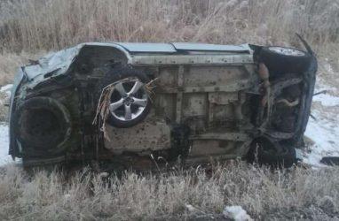 Молодой парень погиб в страшном ДТП в Приморье