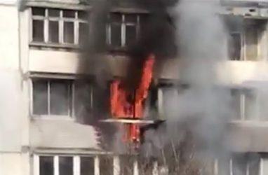 Жуткий пожар во Владивостоке: полыхали сразу две квартиры