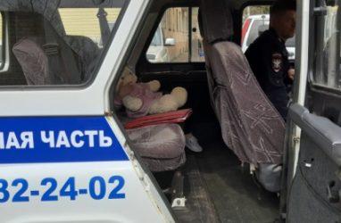 В Приморье полицейские изъяли малолетнюю дочь у пьяной женщины