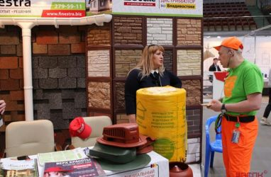 Более 130 компаний представили свою продукцию на строительной выставке «Город» во Владивостоке