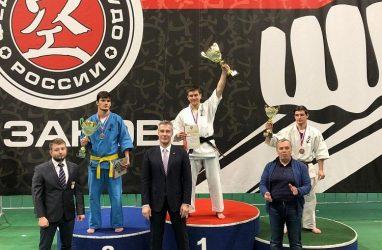 Приморские спортсмены триумфально выступили на первенстве России по кудо