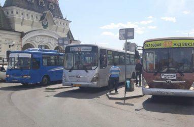 Во Владивостоке изменится схема движения автобусов на фоне предполагаемого визита лидера КНДР