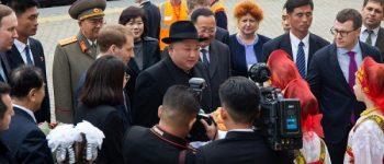 Ким Чен Ын. Фото: Фото – Александр Сафронов (администрация Приморского края)