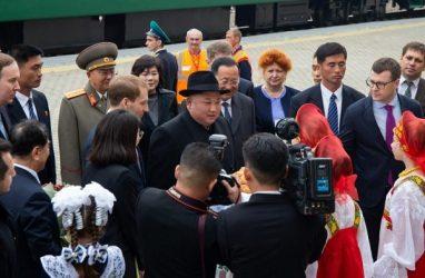 Лидер КНДР Ким Чен Ын: «Всегда мечтал побывать в России»