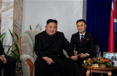 «Я рад оказаться на российской земле»: лидер КНДР прибыл в Россию