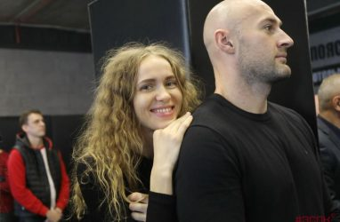 Новый клуб единоборств открыли во Владивостоке