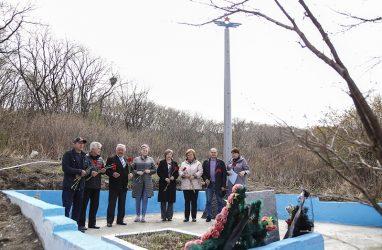 В Приморье почтили память погибших при крушении гидросамолёта «Каталина»