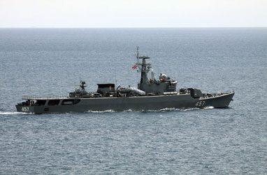 Впервые за 15 лет во Владивосток зашёл отряд кораблей ВМС Таиланда