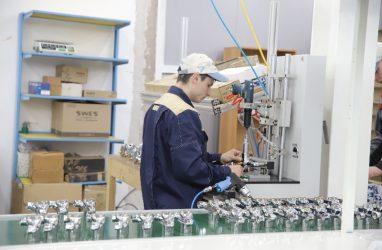 Резидент Свободного порта Владивосток запустил производство смесителей