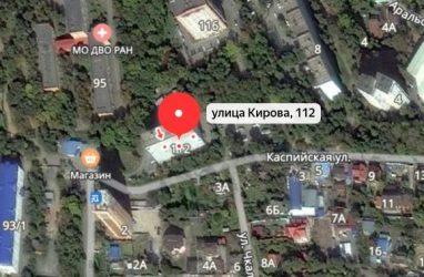 Жители Владивостока разбили палатки, протестуя против стройки