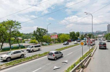 На строительство надземного пешеходного перехода на улице Олега Кошевого во Владивостоке выделили 33,5 млн рублей