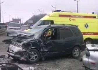 Последствия шокирующего смертельного ДТП во Владивостоке: видео