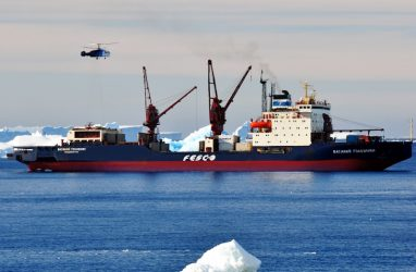 В FESCO прокомментировали гибель моряков из команды судна ДВМП «Василий Головнин»