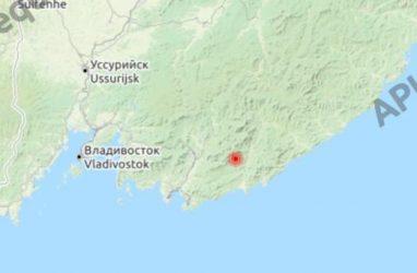 Землетрясение произошло в 135 км от Владивостока — сейсмологи