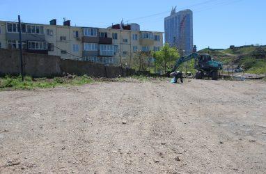 Во Владивостоке всё-таки освободили площадку под строительство детсада на улице Крыгина